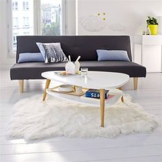 Table basse vintage la redoute