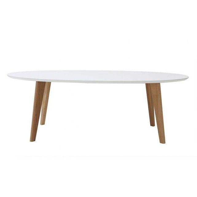 Table basse vintage grand modèle trocadero