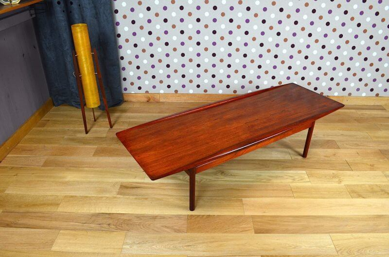 Table basse vintage danois