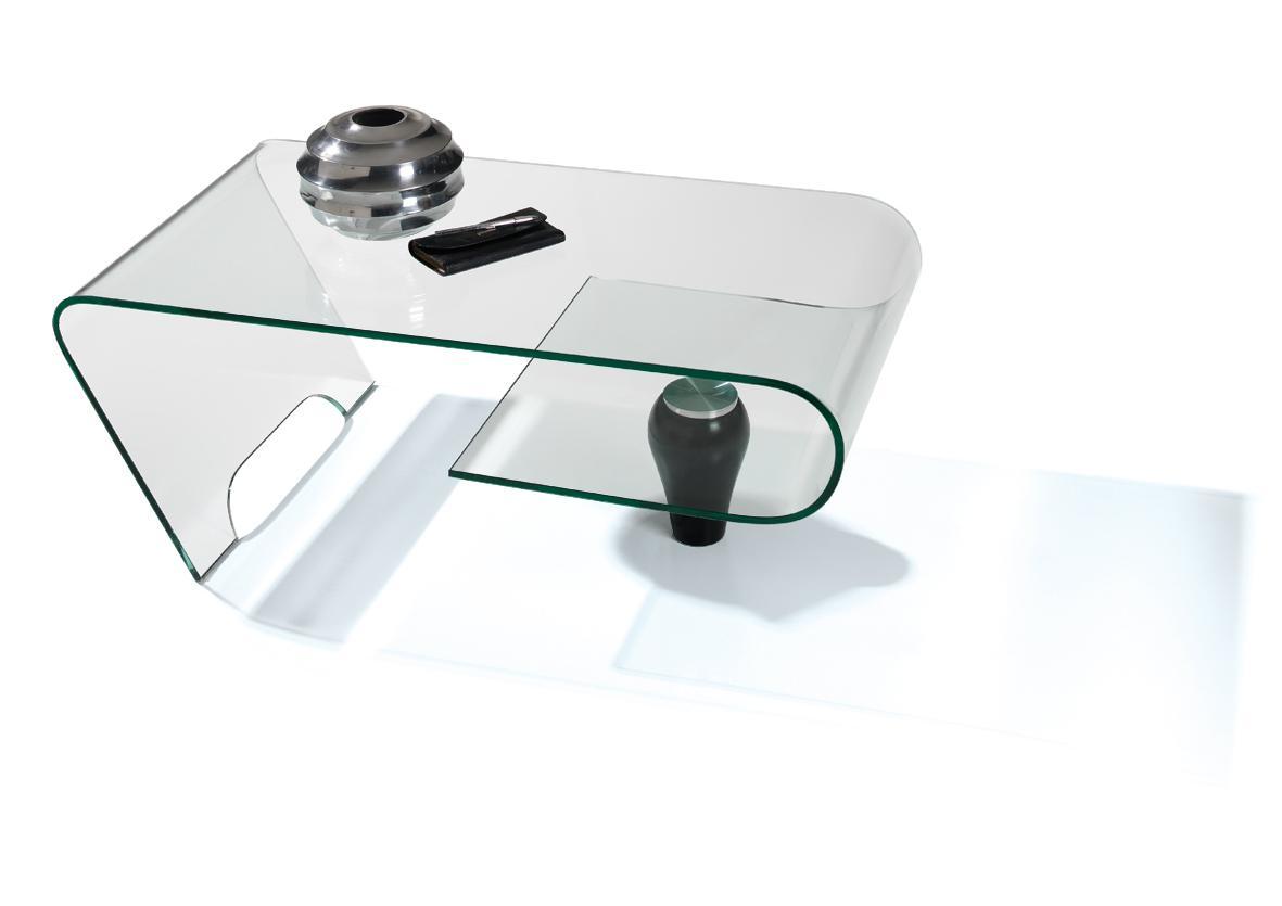 Table basse en verre le bon coin