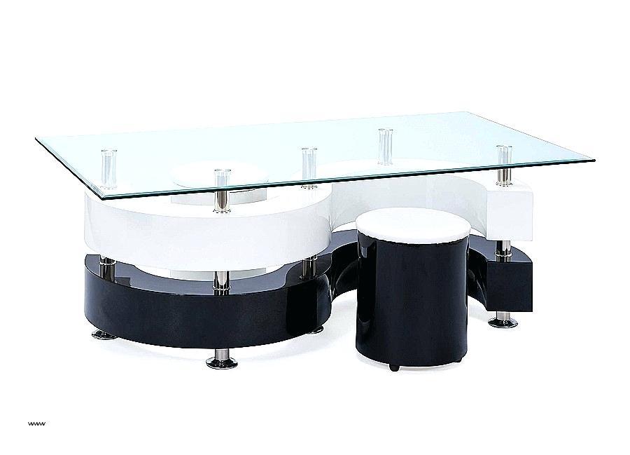 Alinea table basse avec pouf - Idée de maison et déco