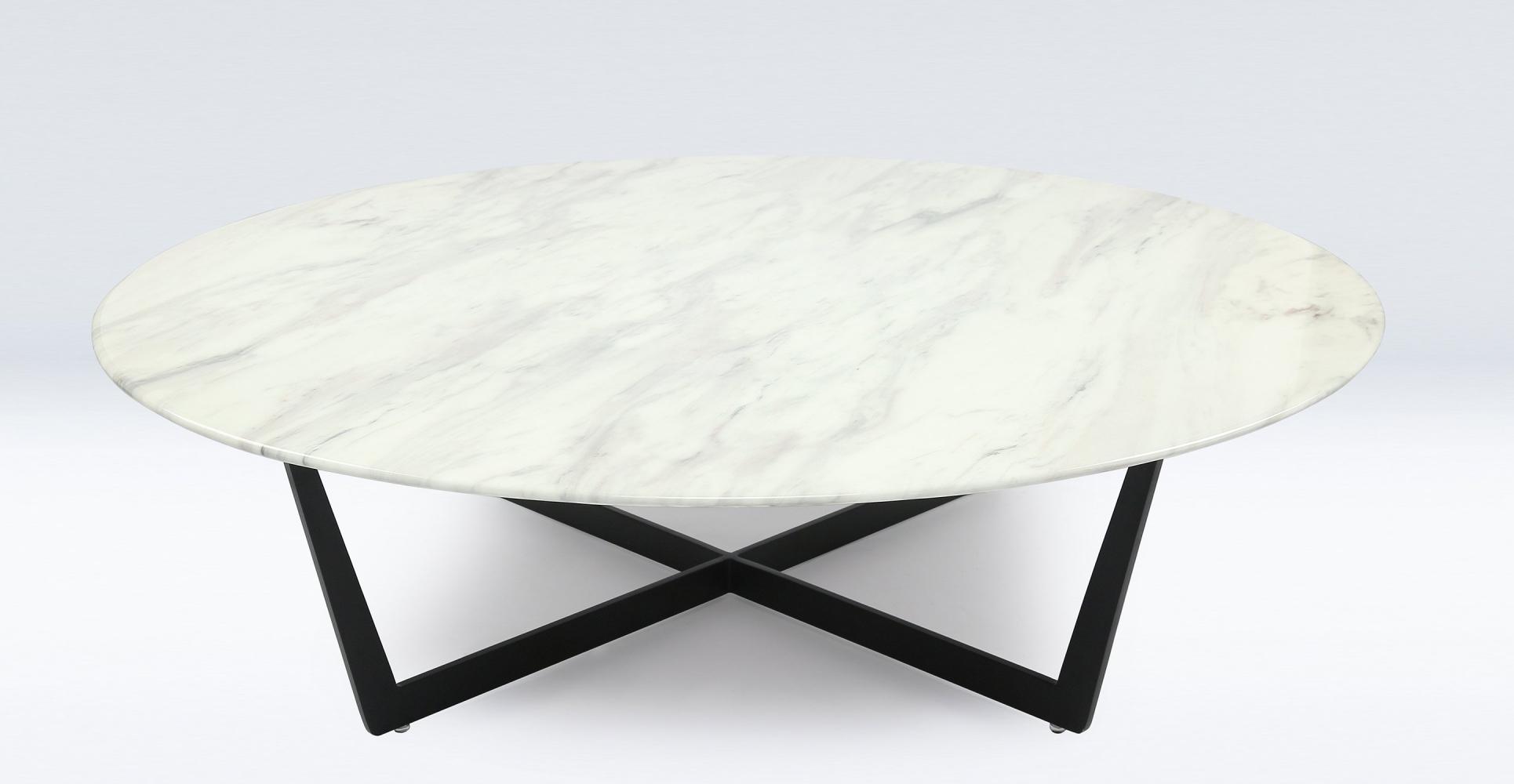 Table basse tout en marbre