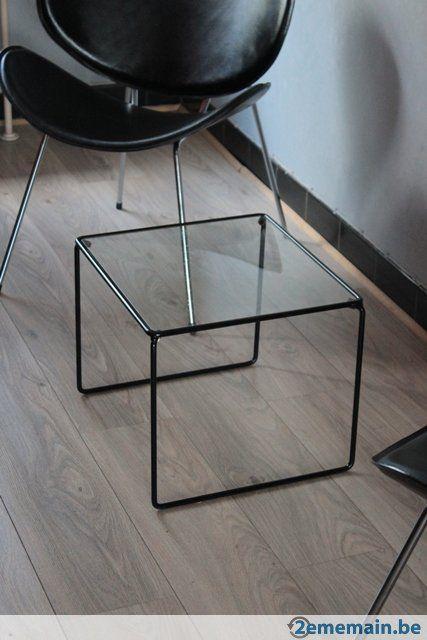 Table basse vintage a vendre