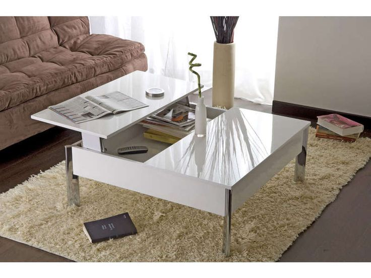 Table basse vintage conforama