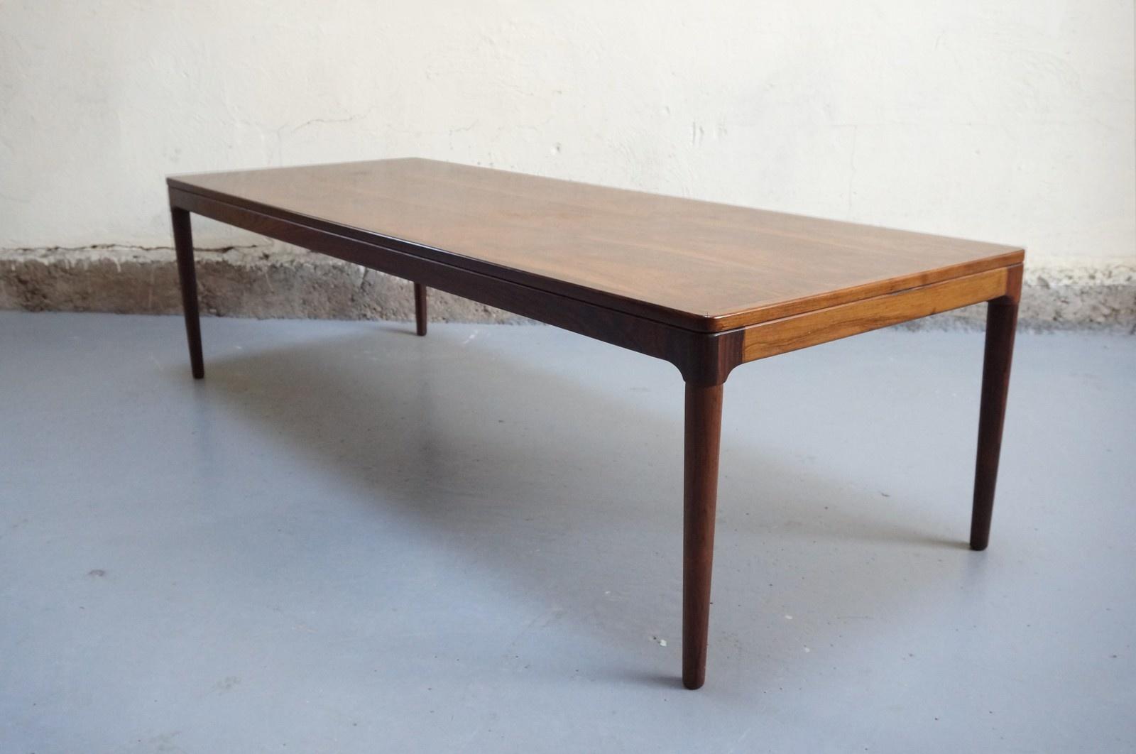 Grande table basse vintage