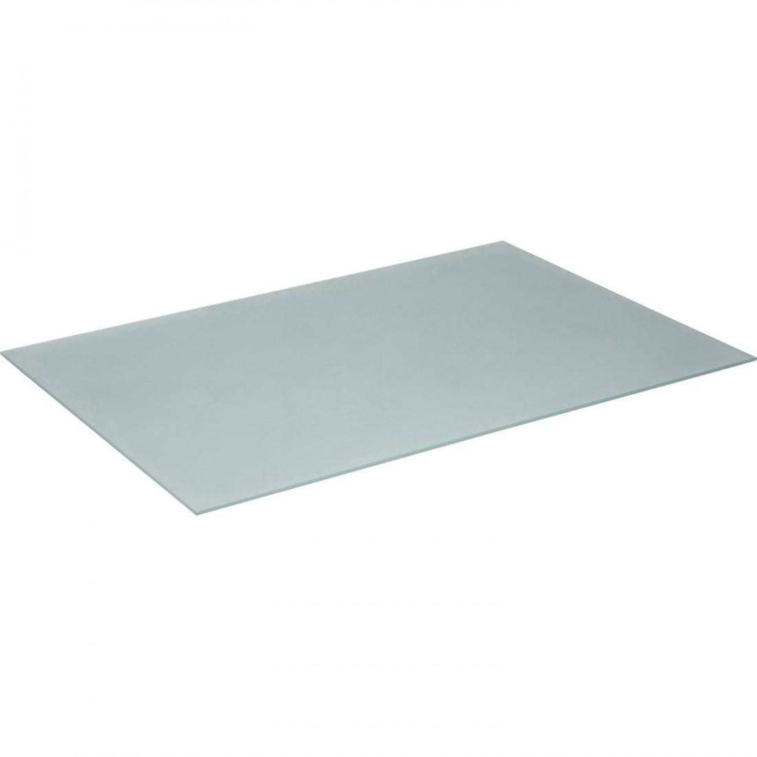 Table basse en verre 60 x 60