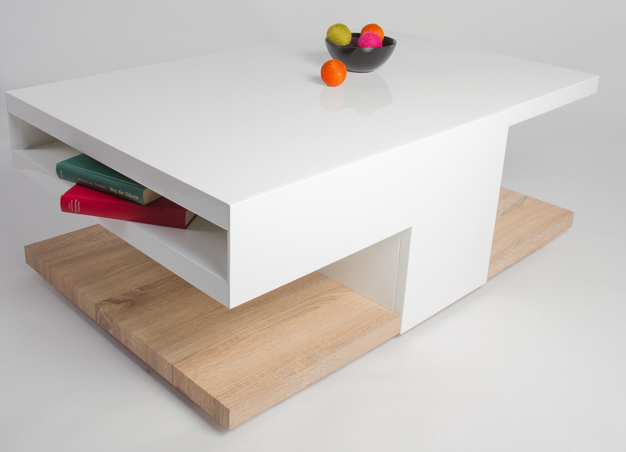 Table Idée Gigogne Maison Basse Déco Et Blanc De Mat XN0nw8OkP