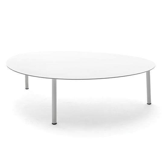 Table basse gigogne forme galet