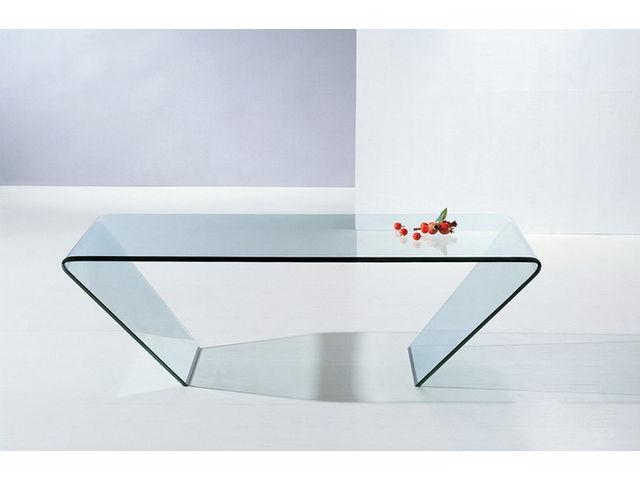 Table basse en verre belgique