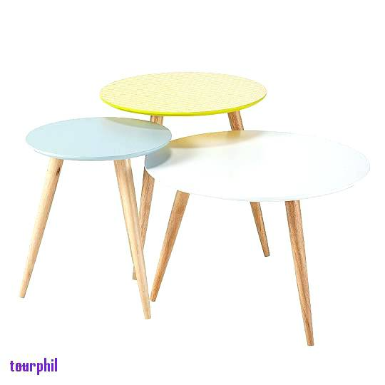 3 Table Basse Gigogne Dolmen Idée De Maison Et Déco