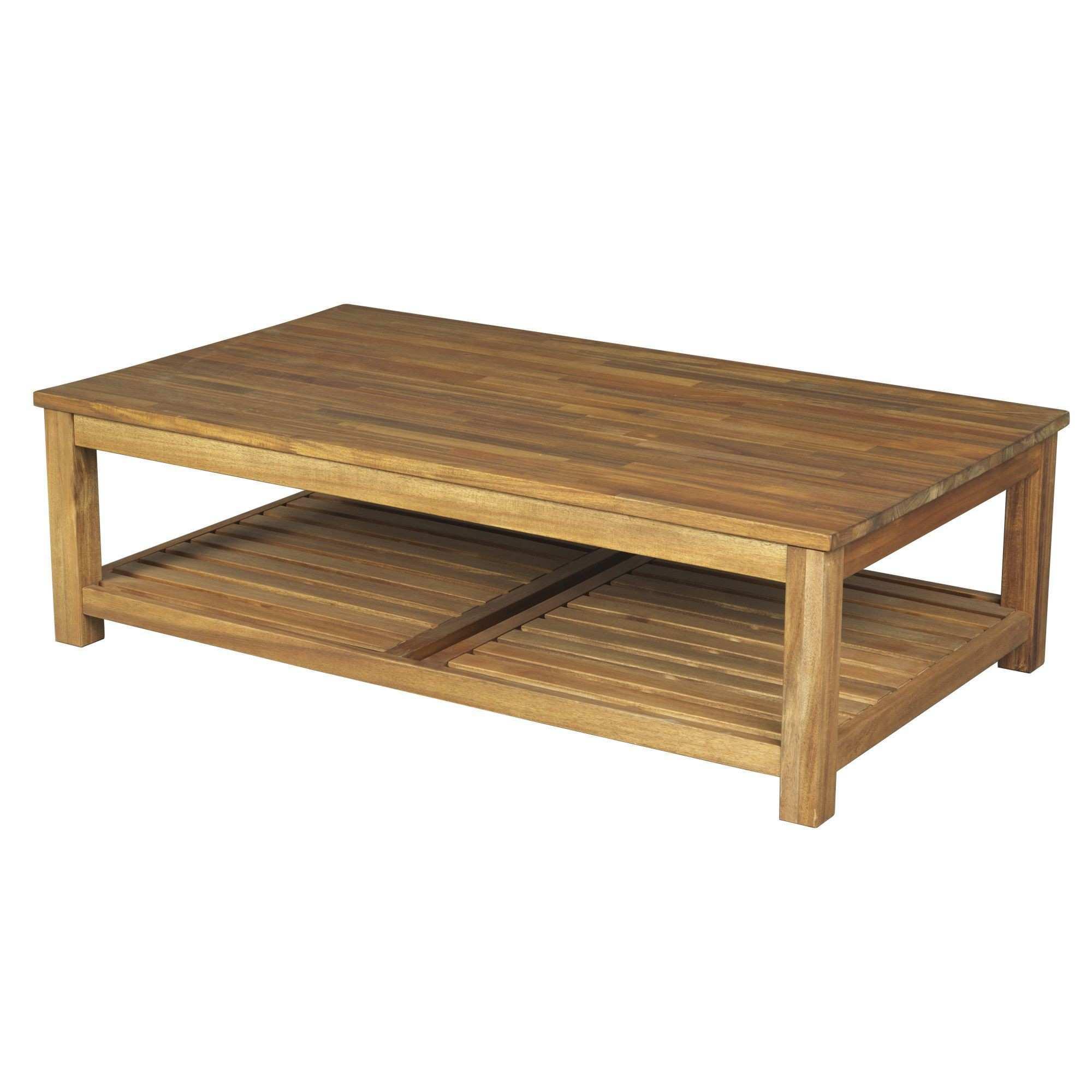 Table Basse Alinea Bois.Table Basse Rangement Alinea Idee De Maison Et Deco