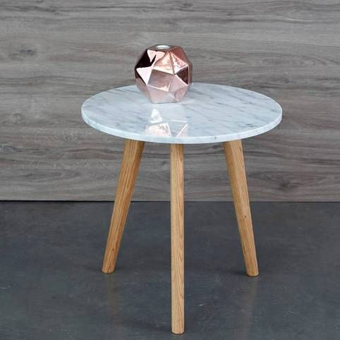 Table basse marbre luxe