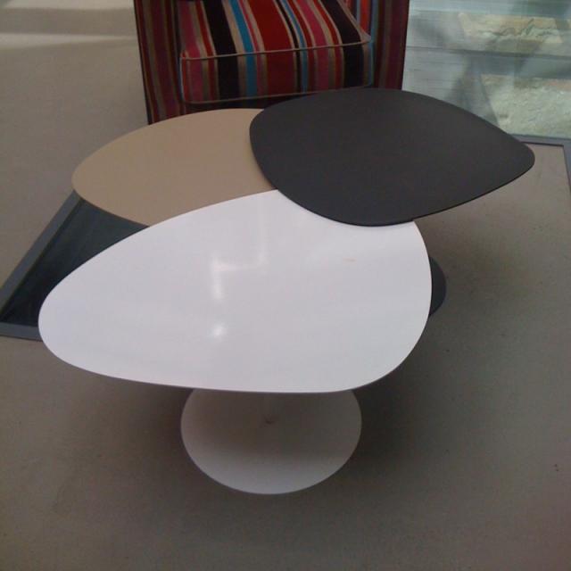 Table Basse Gigogne Galet Design Idée De Maison Et Déco