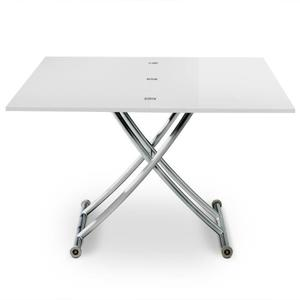 Table basse transformable alinea