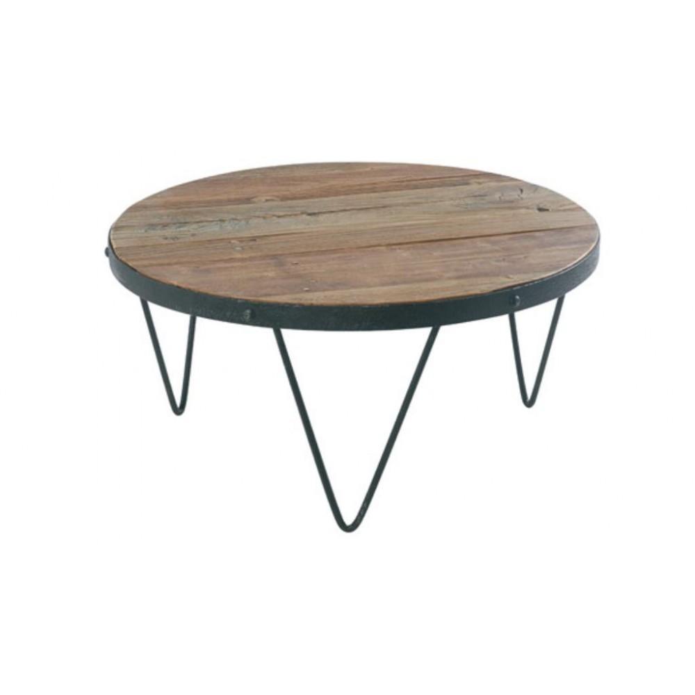 Table basse vintage italien