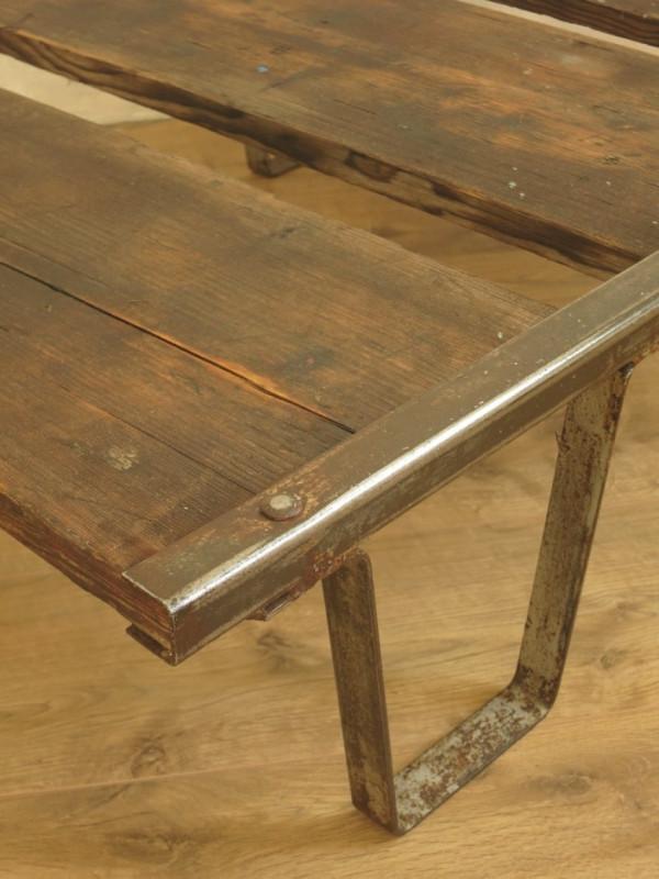 Table basse vintage ancienne