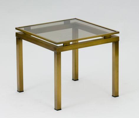 Table basse vintage belgique